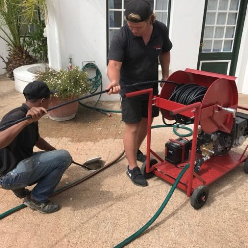 High Pressure Hydro Jetting | Plumbing Services